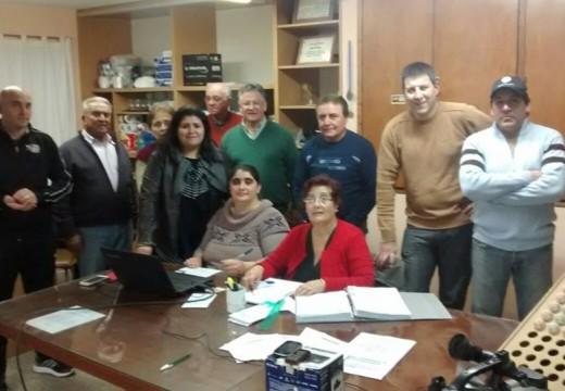 Ganadores de la Tómbola Solidaria organizada por la Asociación de Bomberos.