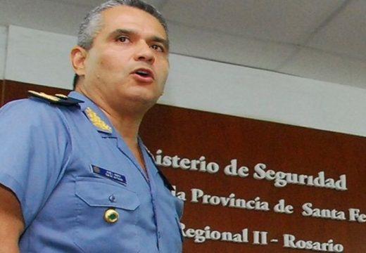 Asume José Luis Amaya la conducción de la Policía de Santa Fe.