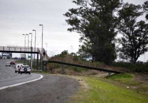 Harán cerco de tres metros de alto para evitar robos en la autopista a Córdoba.