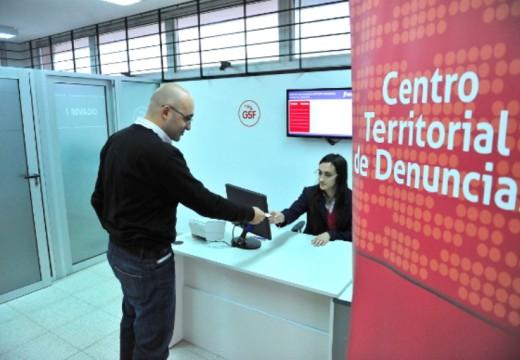 Centro Territorial de Denuncias.
