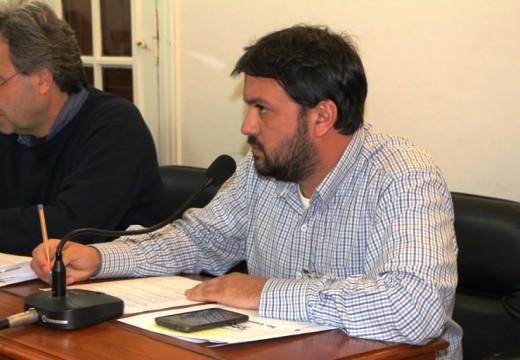 Cañada de Gómez. El Concejal Diaz Patrón pidio protección a la industria.