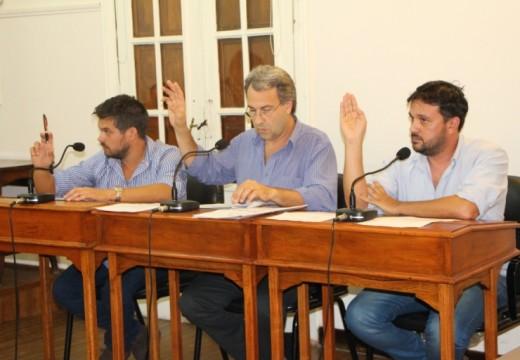 Cañada de Gómez. Díaz Patrón propone ordenamiento en los estacionamientos de motos.