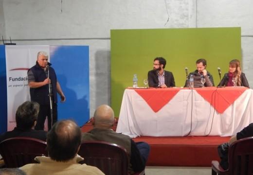 Gloria Alvarez y Axel Kaiser presentaron su libro en la Fundacion Nova.