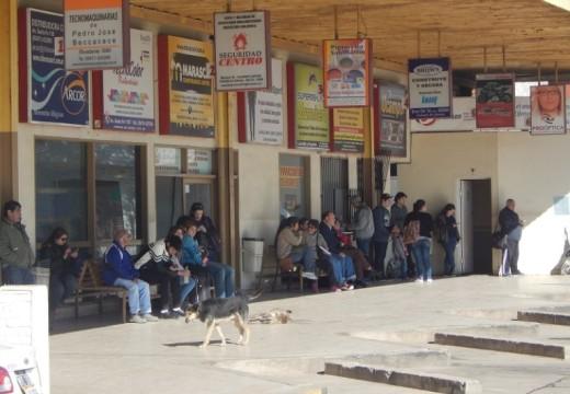 Cañada de Gómez. Abandono de la Terminal de Ómnibus.