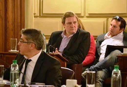 El Senador Dto Belgrano presento un proyecto para la creación de Juzgado asiento en Las Rosas.