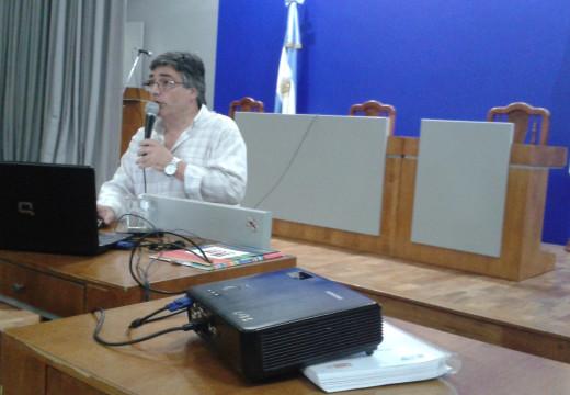 La APSV participa del VII Congreso Nacional de Criminalística y Accidentología Vial.