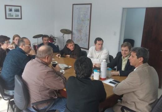 Importante reunión regional por tratamiento de residuos sólidos.