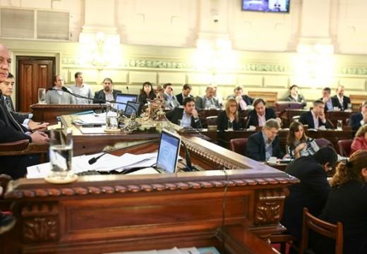 Diputados aprobó 40 cargos para Fiscales.