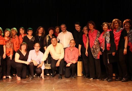 Cañada de Gómez: El Coro Municipal celebró sus 35 años
