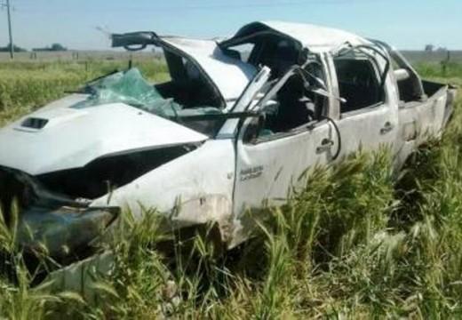 Dos accidentes fatales enlutan a la región.