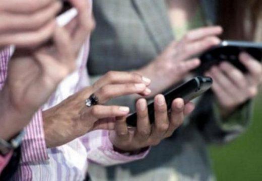 Aumenta hasta un 16 por ciento la telefonía celular.