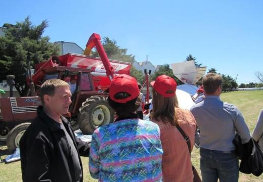 La Agroindustria regional estuvo presente en la Muestra Pyme 2016.