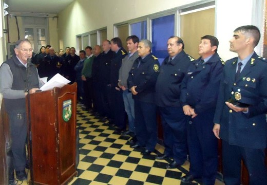 Cambiaron las autoridades policiales de la Unidad Regional III.