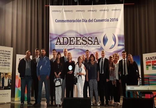 ADEESSA distinguió a empresas cañadenses.