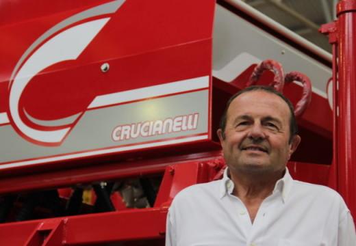 Crucianelli prepara el gran festejo por sus 60 años.