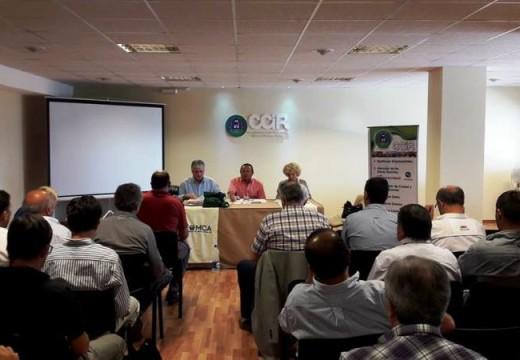 Se concretó reunión plenaria de CAFMA en Armstrong.