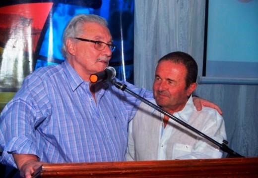 Nardi y Crucianelli recordaron los comienzos de AgroActiva.