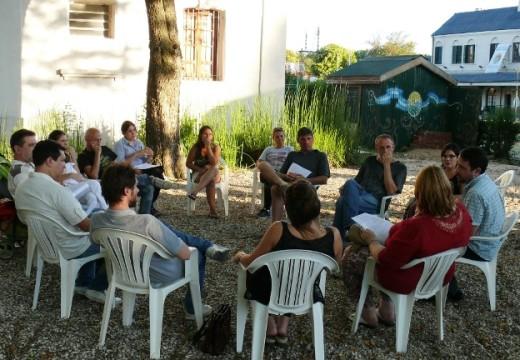 Se puso en marcha el centro de estudios históricos de Cañada de Gómez.