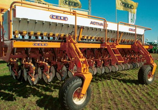 Créditos para la adquisición de maquinaria agrícola nacional.