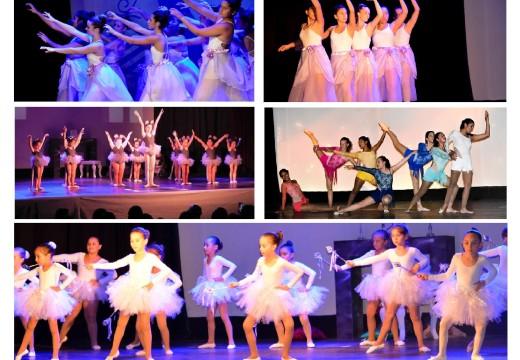 Armstrong. Brillante festival de danzas clásicas y jazz.