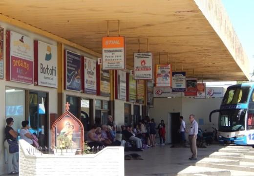 Cañada de Gómez. Crecen las quejas por el estado de la terminal de ómnibus.