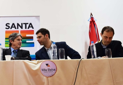 La provincia entregará cinco viviendas en Villa Eloísa.