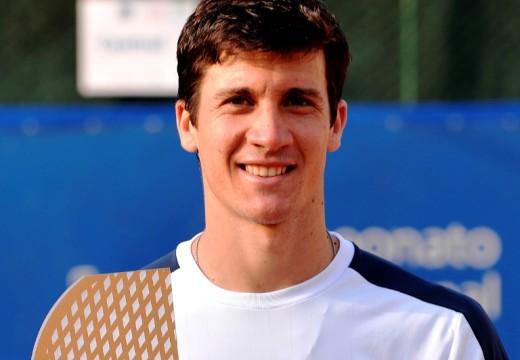 Facundo Bagnis nominado a los premios Olimpia.
