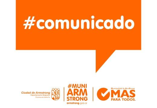 Comunicado: Tasa General de Inmuebles Urbanos.
