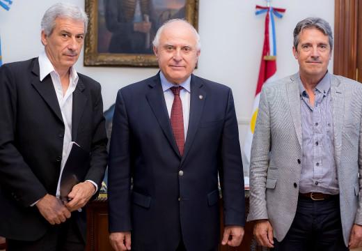 La provincia designó al nuevo secretario de Recursos Hídricos.