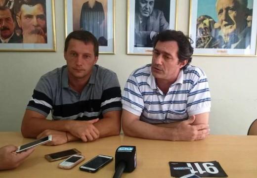 Verdecchia y Marozzi se reunieron con el Ministro Pullaro y el Gobernador Lifschitz.