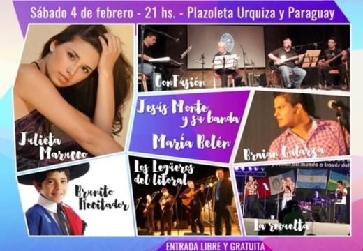 Cañada de Gómez. El sábado se realiza la 2° Pre Lunas.