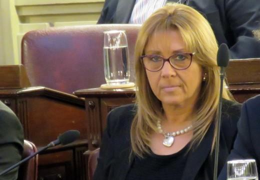 """Giaccone reclamó que se trate proyecto de ley para crear un """"Tribunal de Justicia Deportiva"""""""