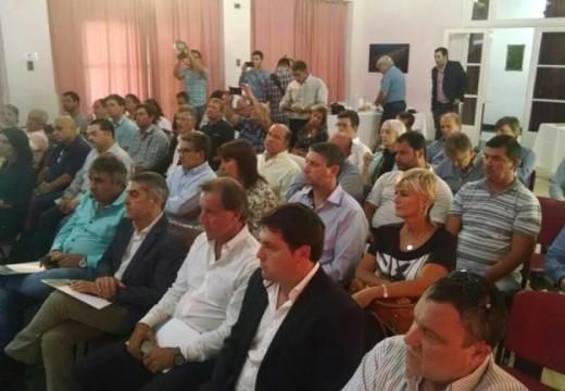 Dto Belgrano presente en la reunión informativa del programa «Pueblo Mío».