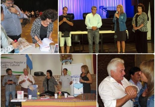 «De tal Palo tal Pique» obra de Julio Migno presentada en comunidades de la provincia.