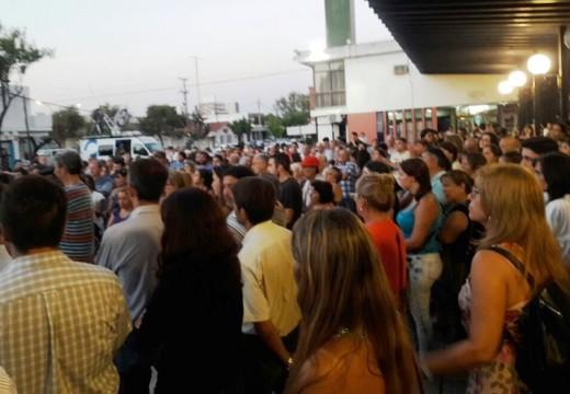 Casilda: Acompañamos la marcha de estudiantes y a la comunidad debido al siniestro vial…