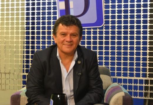 Hoy en Deliberando Intendente Verdecchia y Diputado Solís.