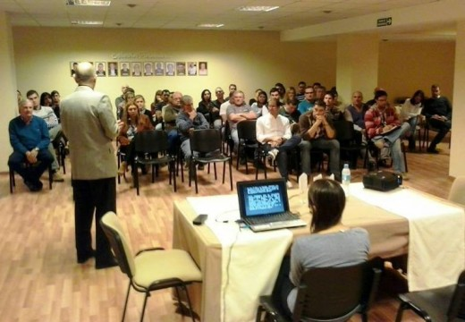 Ciclo mensual de charlas organizadas por el Centro Comercial Industrial y Rural.