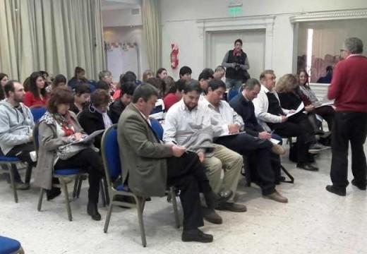 Se realizó el III Encuentro de Capacitación PROGRAMA PAIER- CUDAIO.