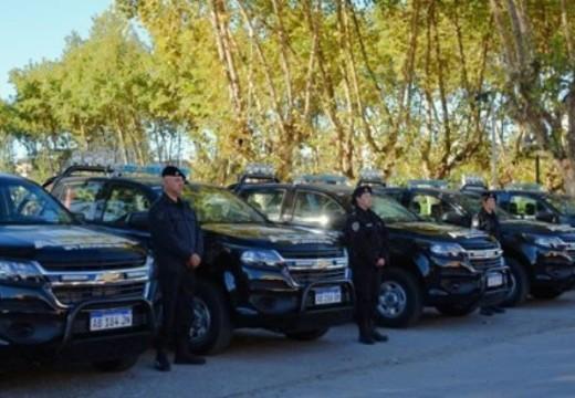 Rasetto confirmó la llegada de nuevos móviles policiales para el Iriondo.