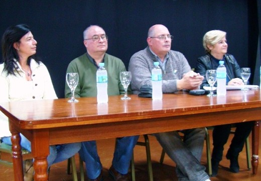 Clerici y Mozzoni participaron de encuentro por la vuelta de trenes regionales.