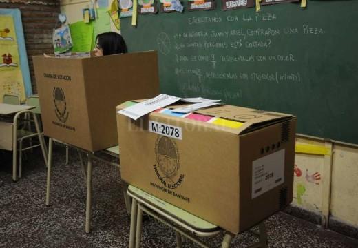 Elecciones: qué y cómo se votará el próximo domingo.