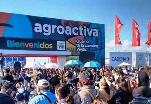 El campo argentino no quiso que se la cuenten y vivió una impactante AgroActiva.