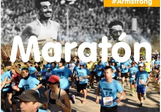 Armstrong. El 6 de agosto llega la Maratón Homenaje a Delfo Cabrera.