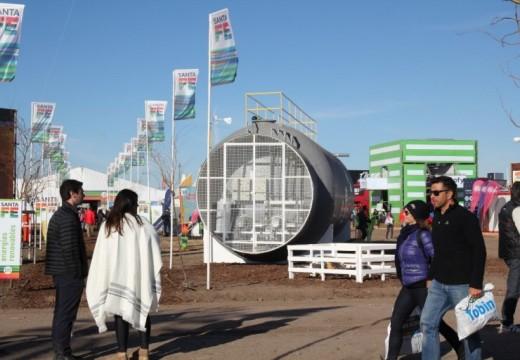 La Provincia de Santa Fe muestra de lo que son capaces en AgroActiva.