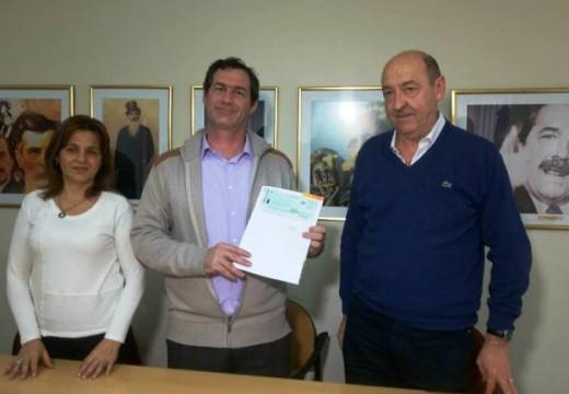Verdecchia recibió un aporte de la provincia para ampliación de Minimundo.