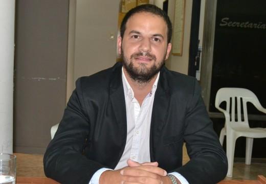 Emiliano Gramigna «Voy a garantizar una Municipalidad presente y eficiente».