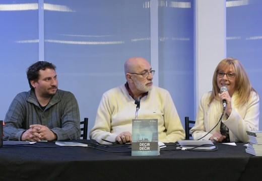 Presentación del libro del periodista Luis Blanco, en Las Parejas