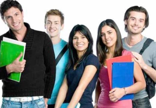 Armstrong. Becas estudiantiles Noviembre 2017.