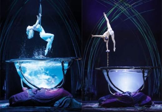 El Cirque du Soleil llega por primera vez a Rosario para desplegar su magia.