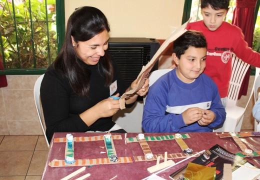 Se realizó con gran éxito el taller: «Vacaciones Creativas».
